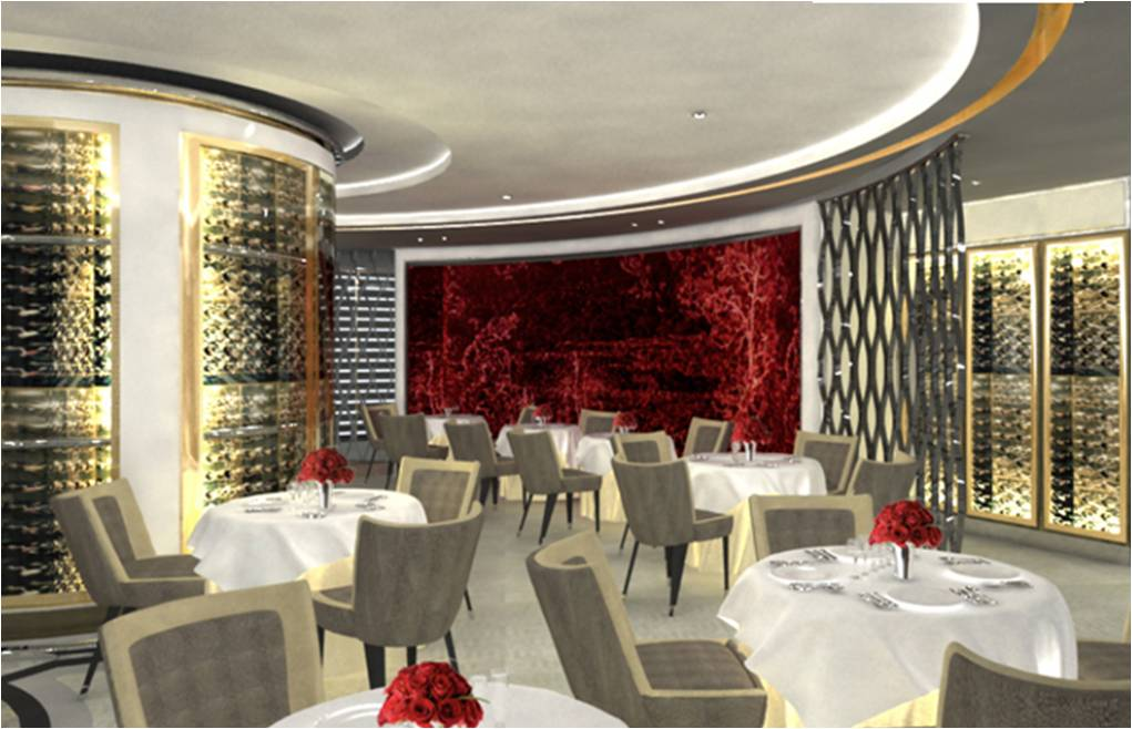 Gordon ramsay s pétrus reopens in march design restaurants