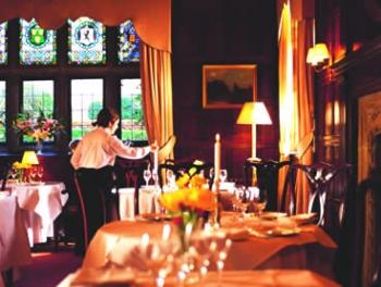 The Restaurant at Ockenden Manor