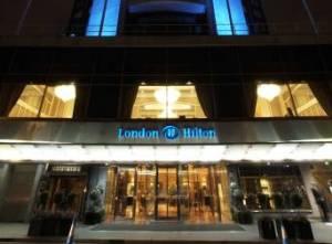 Trader Vic's at The Hilton Park Lane