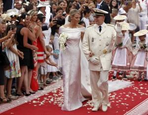 Monaco Royal Wedding 2011