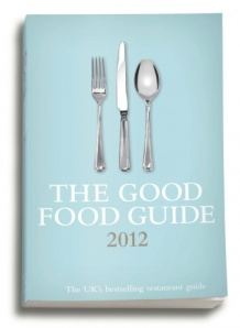 The Good Food Guide 2012