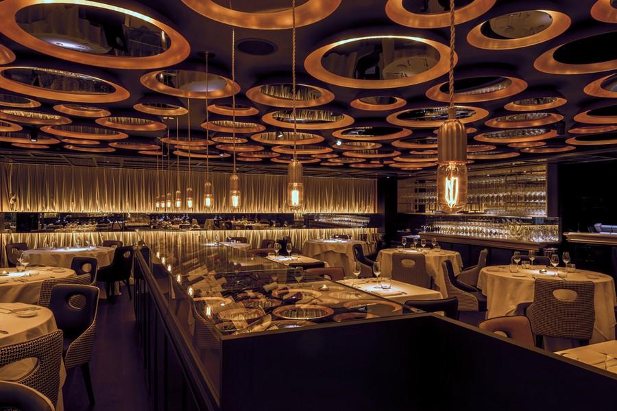 Weekly feature international restaurant design series