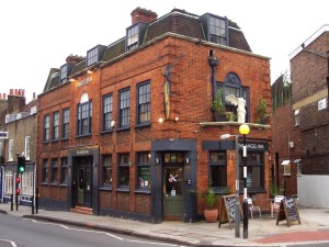 The Angel Inn, HIghgate