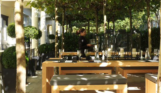 Inverness Terrace London Italian Restaurants
