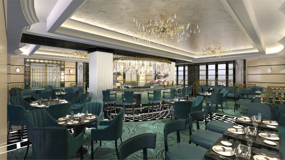 Connaught Hotel Grill Room