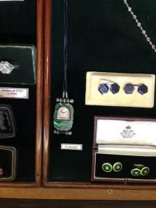 Andrea's Pick - Cartier Jade Watch Pendant