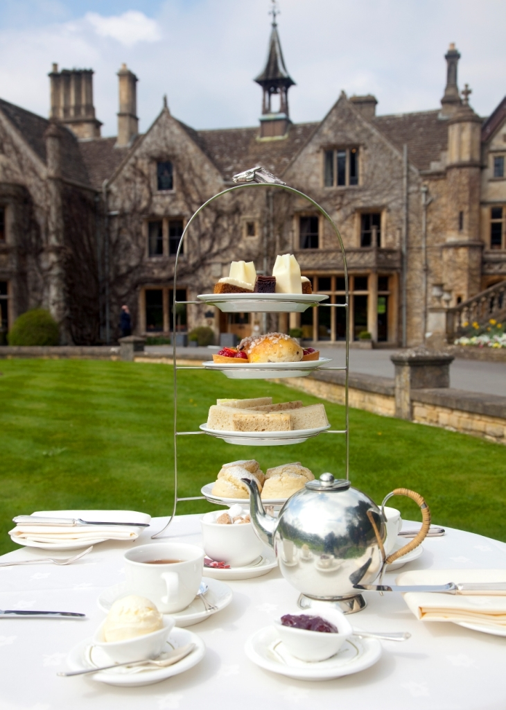 Manor House afternoon tea