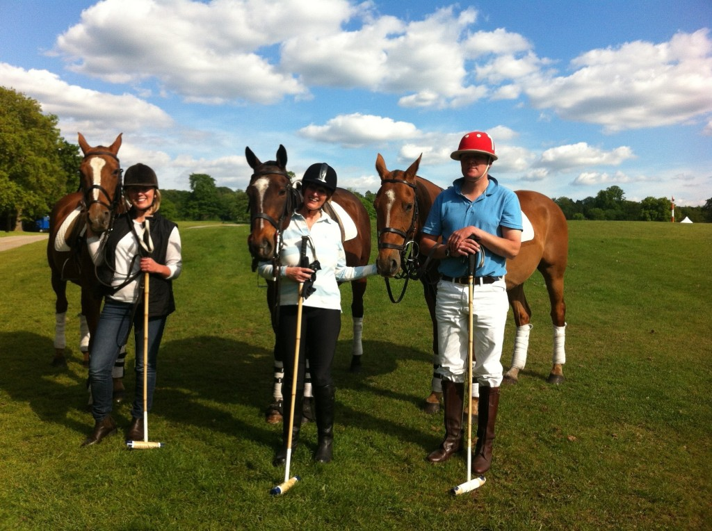 polo day one