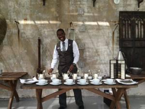 The grove Daven tea master