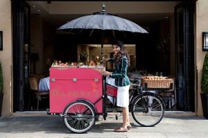 Daphne's Ice Cream Cart