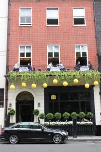 Mortons Club, Mayfair