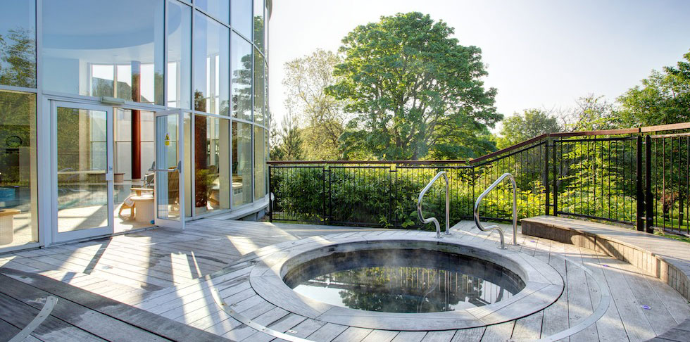Serenity Spa at Seaham Hall