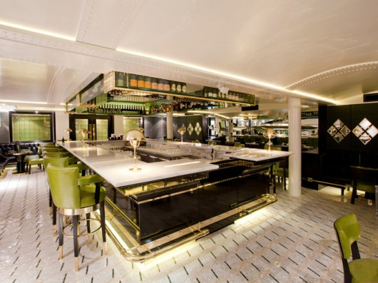 Mutiple Restaurant Piccolino Cicchetti Robert Angell Design Studio