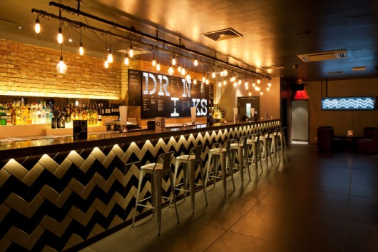 The Roxy Design LSM best london bar