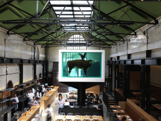 Tramshed Waugh Thistleton best london restaurant