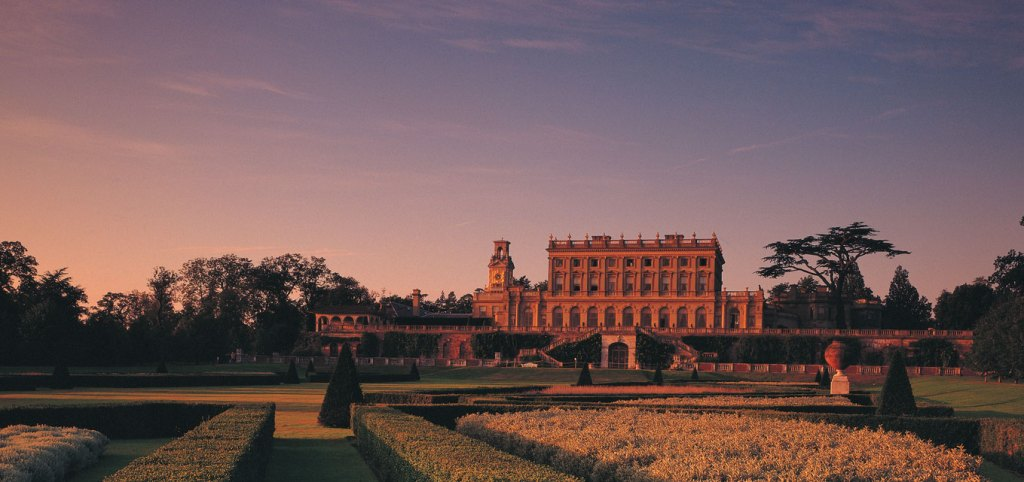Cliveden sunset