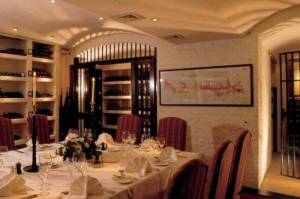 Petersham Hotel Wine Cellar