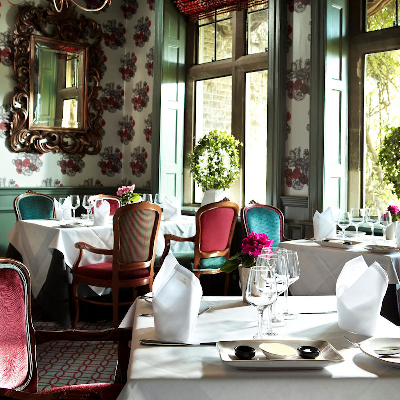 Camellia Restaurant at South Lodge Hotel