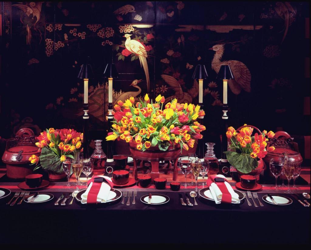 Blakes hotel romantic  table