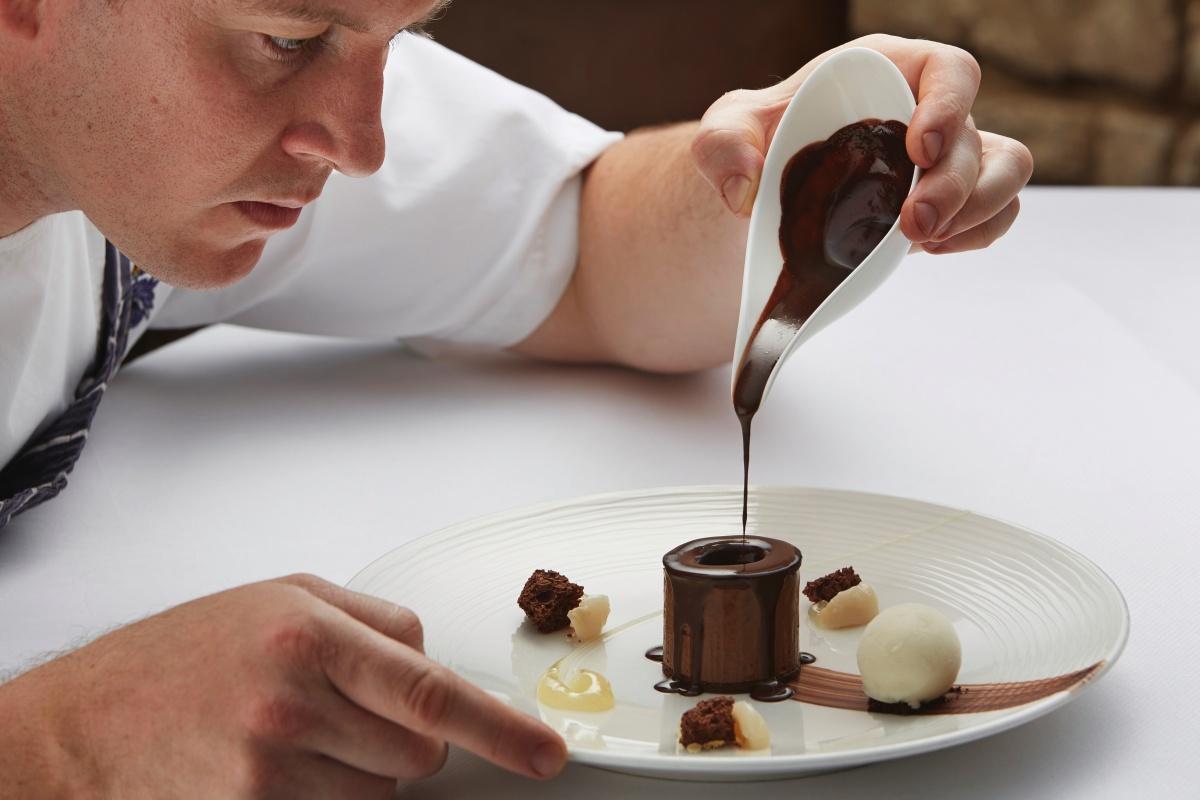 White Chocolate Stars Recipe
