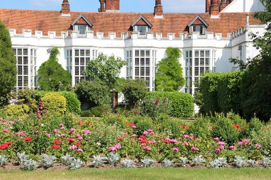 Danesfield House Hotel Gardens
