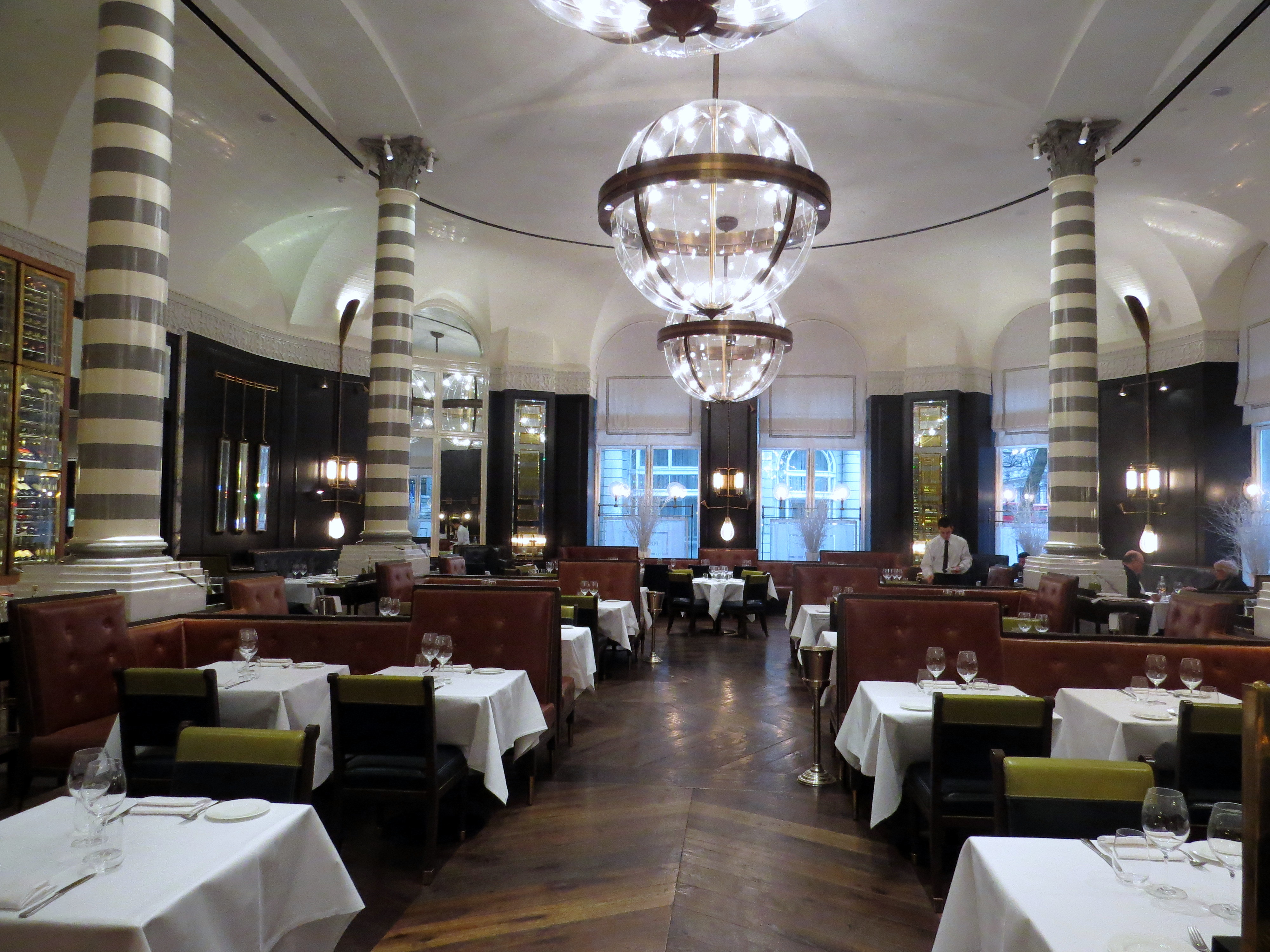 New club restaurant inclusions the lrg blog for Hotel restaurant