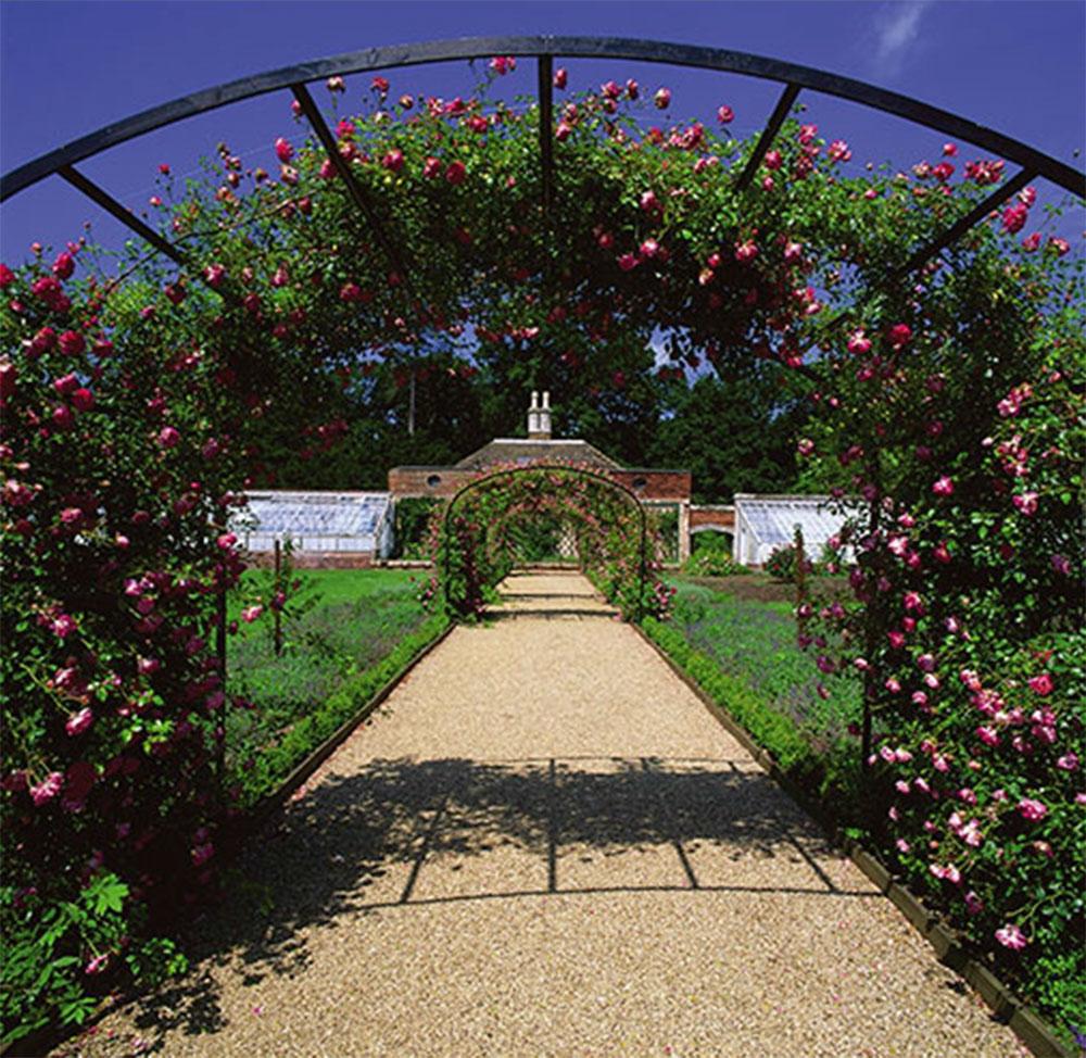 Stapleford Park, Gardens
