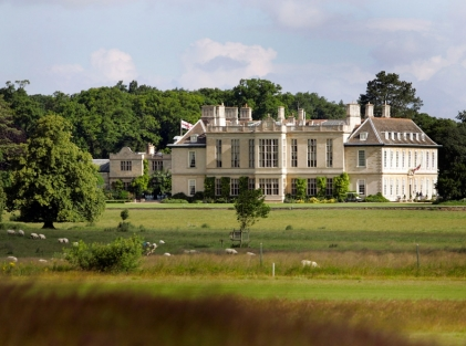 Stapleford Park Estate