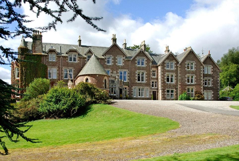 Cromlix House Hotel, Perthshire