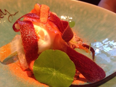 Citrus Tarte - Chiltern Firehouse