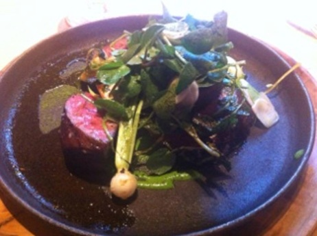 Iberian Pork - Chiltern Firehouse