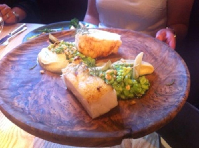Monkfish - Chiltern Firehouse