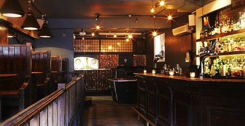 Catch Bar, Shoreditch