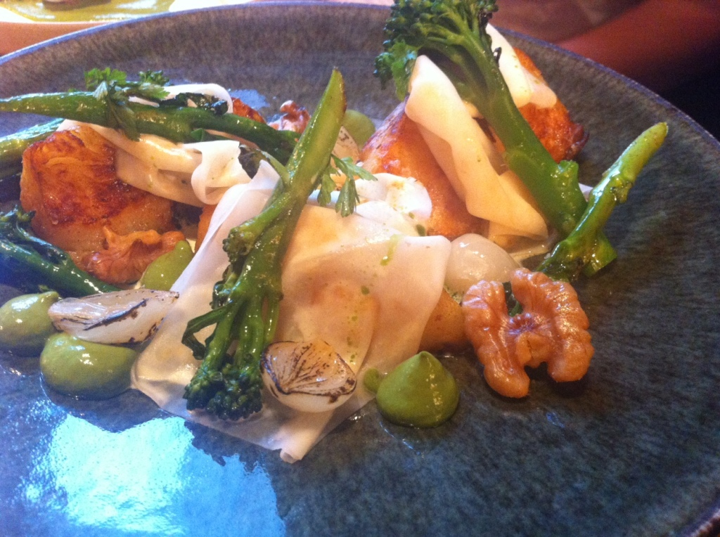 Roasted Celeriac - Chiltern Firehouse