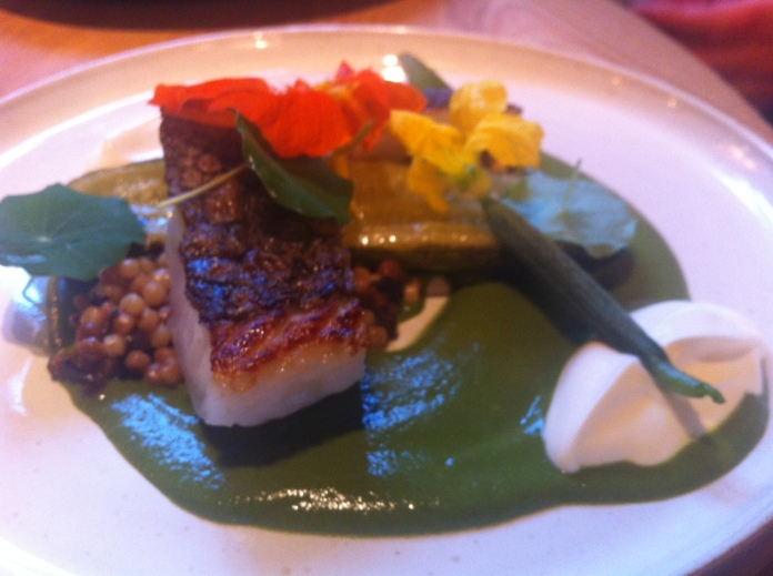 Turbot - Chiltern Firehouse