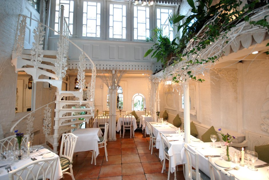 The Garden Room at Julies