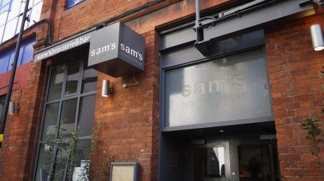Sam's Brasserie Chiswick