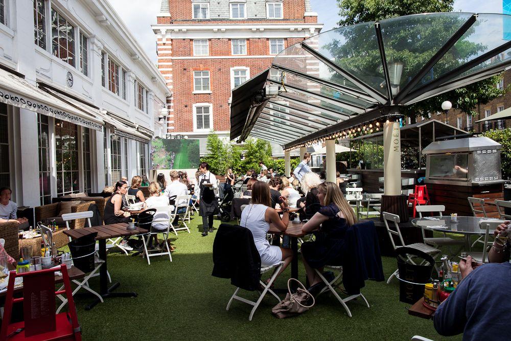 Bluebird Chelsea Courtyard