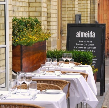 Almeida, D&D London