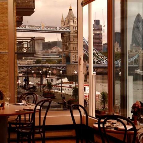 Blueprint Cafe, D&D London