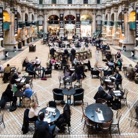Royal Exchange, D&D London