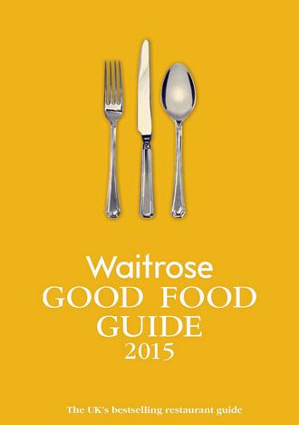 Waitrose Good Food Guide Top  Restaurants