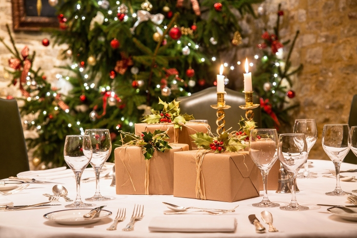 Christmas at The Spread Eagle Hotel
