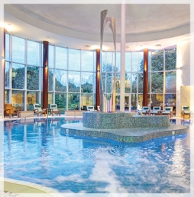 Spa at Seaham Hall