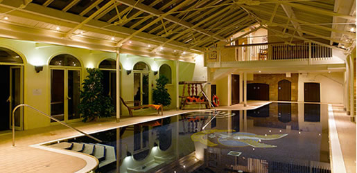 Stapleford Park Spa