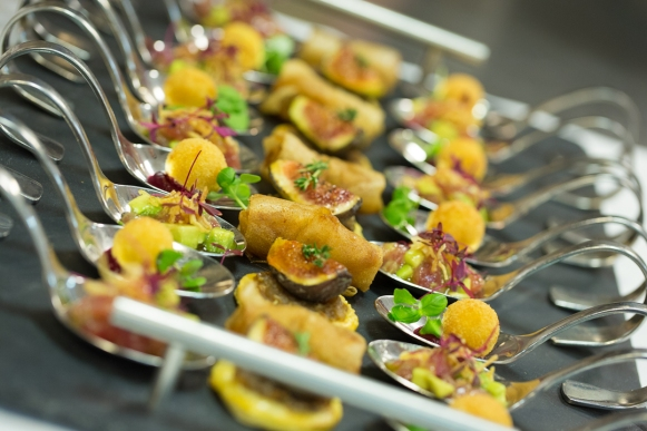 Hospitality Action's Star Filled Dinner - Champagne Reception