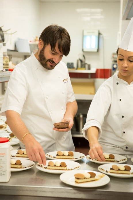 Eric Lanlard for Hospitality Action