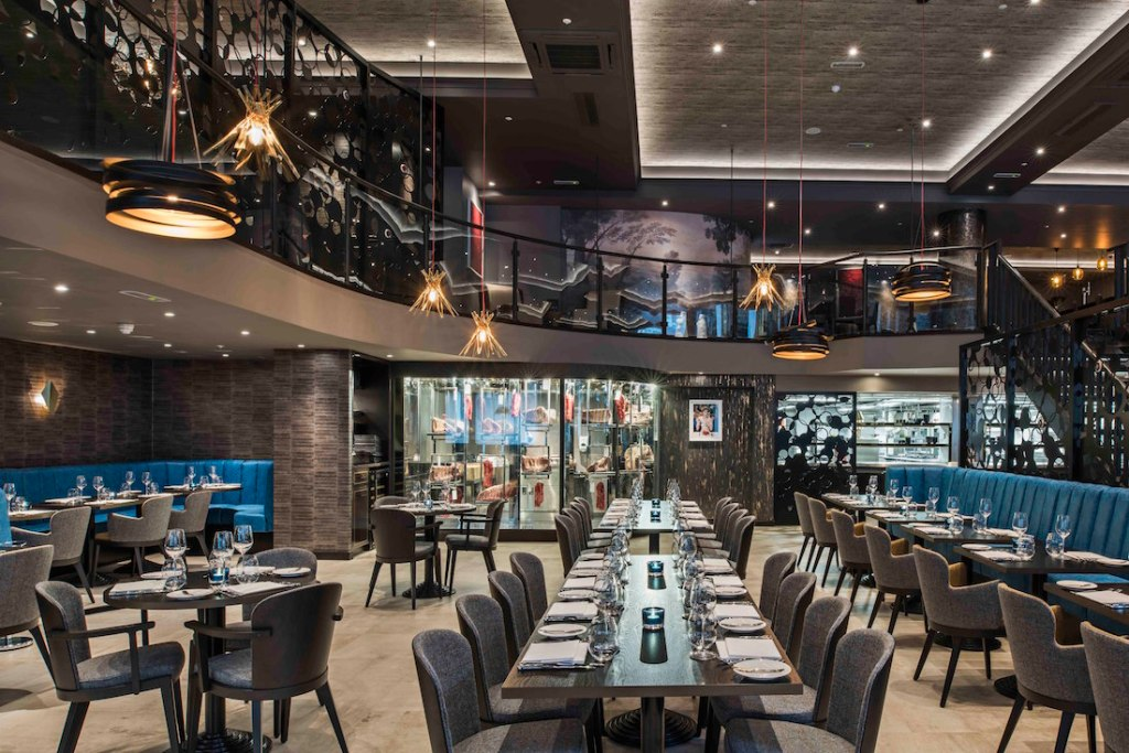 M Restaurants RAW