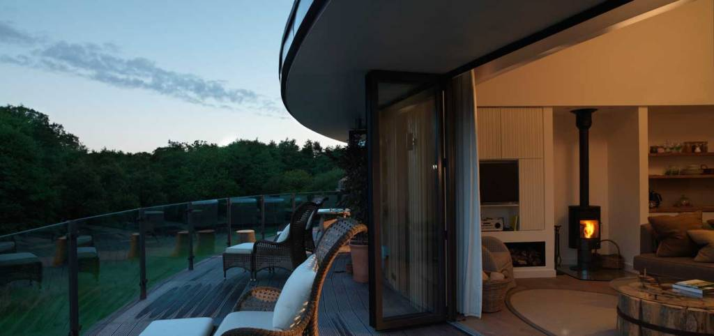 HIdeaway Treehouse Suite at Chewton Glen