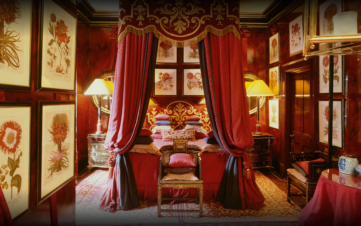 10 most romantic hotel rooms in the uk the lrg blog for Design hotel england